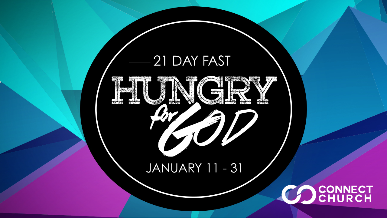 21 Day Hungry For God Fasting 2016