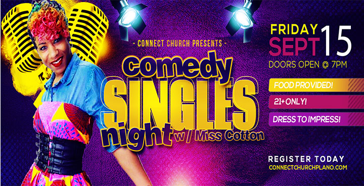 Singles Comedy Night