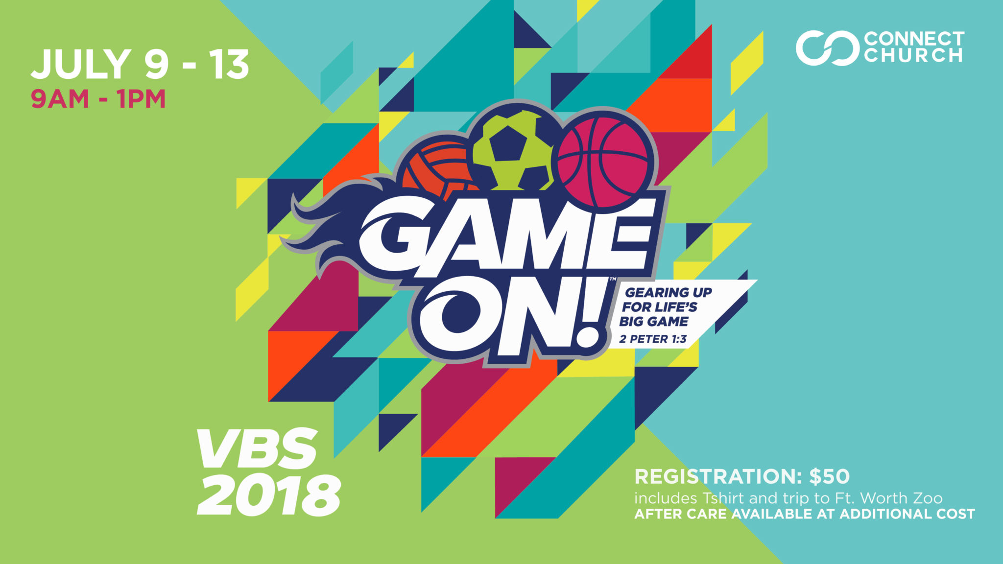Connect Church VBS 2018