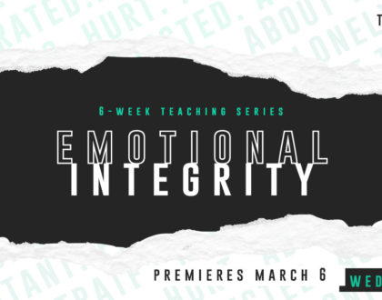 Emotional Integrity PT3