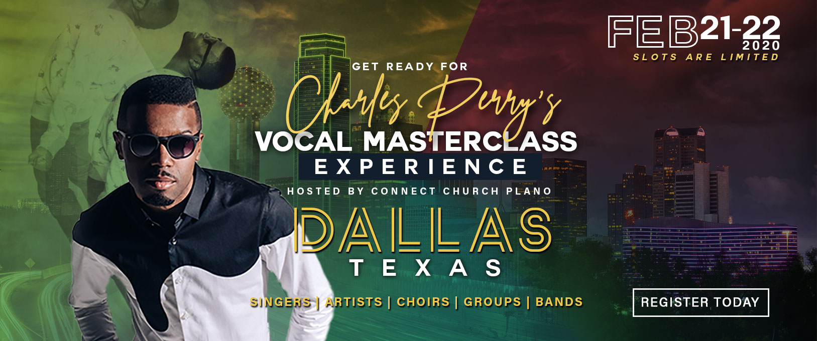Vocal MasterClass Experience